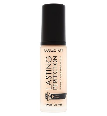Collection lasting perfection foundation 3