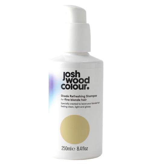 Josh Wood Colour Shade Refreshing Shampoo For Fine Blonde Hair