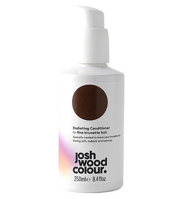Josh Wood Colour Radiating Conditioner For Fine Brunette Hair