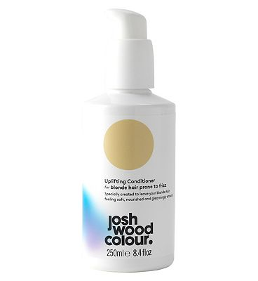 Josh Wood Colour Uplifting Conditioner For Blonde Hair Prone To Frizz