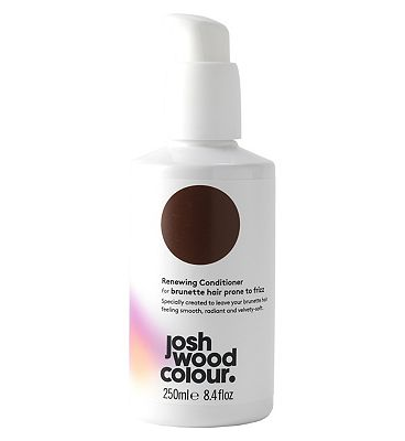 Josh Wood Colour Renewing Conditioner For Brunette Hair Prone To Frizz