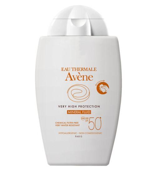 75b0e290473e Avene Mineral Fluid SPF50+ 40ml