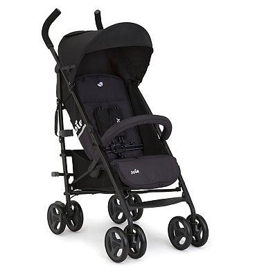 Joie Nitro LX Stroller – Black