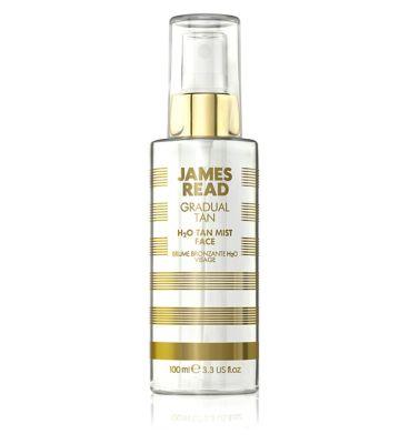 James Read H2 O Tan Mist Gradual Tan 100 Ml by James Read