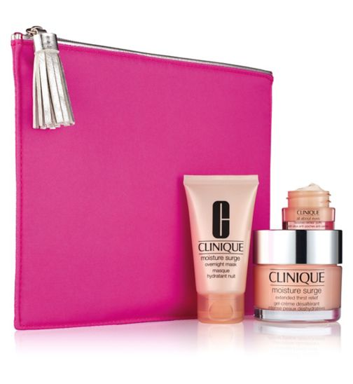 Clinique Moisture Favourites Set