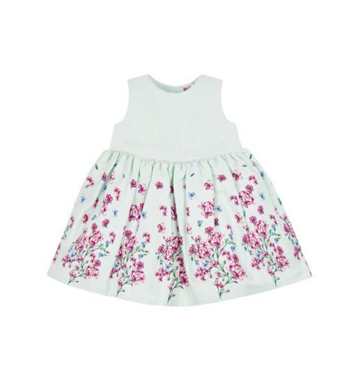 Mini Club All Dressed Up Floral Dress