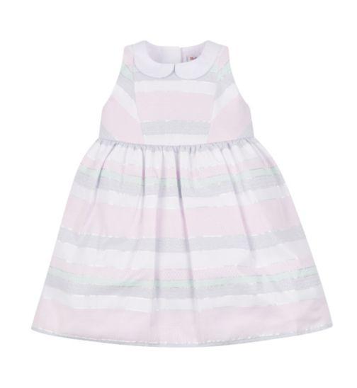 Mini Club All Dressed Up Stripe Dress