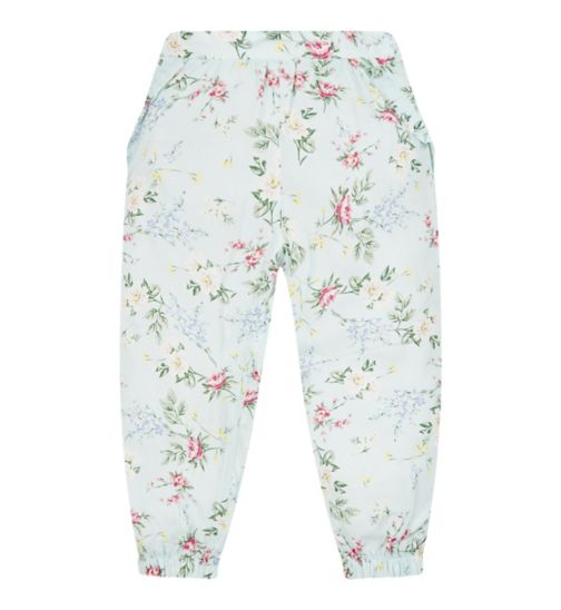 Mini Club All Dressed Up Floral Trouser