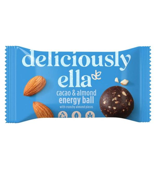 Deliciously Ella Cacao & Almond Energy Ball - 40g