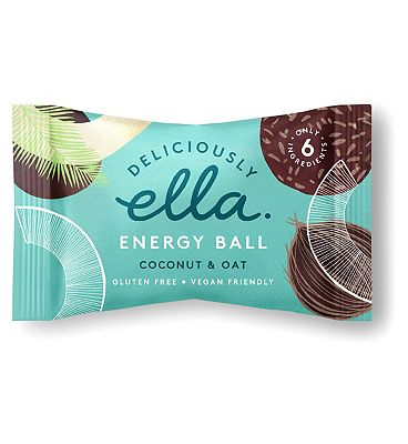 Deliciously Ella Coconut & Oat Energy Ball - 40g