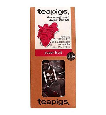 Teapigs Super Fruits - 15 Tea Temples