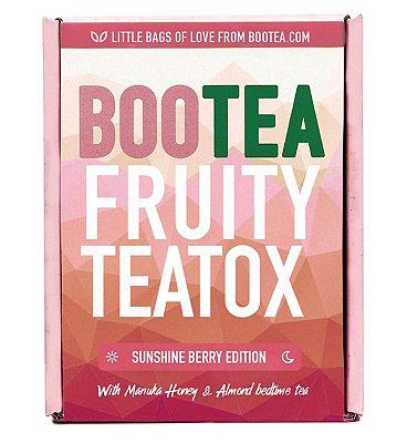 Bootea Fruity Teatox Sunshine Berry Flavour - 14 Day Teatox