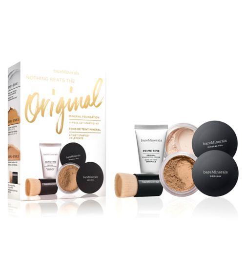 Bare Minerals ORIGINAL FOUNDATION Get Started® Kit