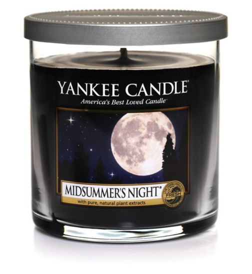 Yankee Candle Classic - Décor Small Pillar Candle Midsummer's Night®