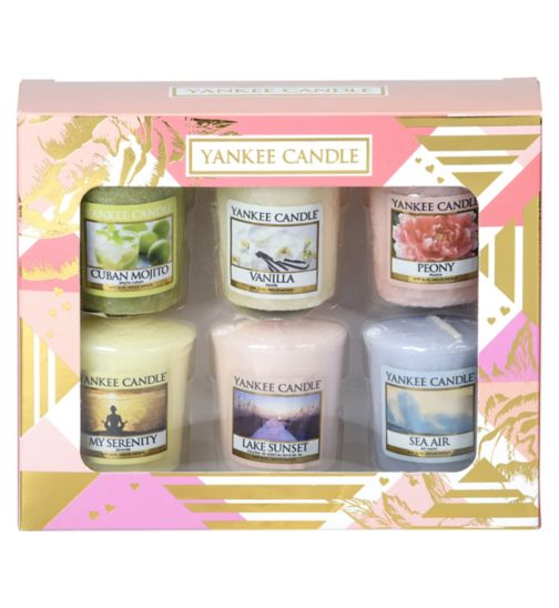 Yankee Candle Classic -  Votive Candle Gift Set