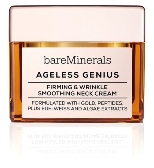 Bare Minerals AGELESS GENIUS® Firming & Wrinkle Smoothing Neck Cream