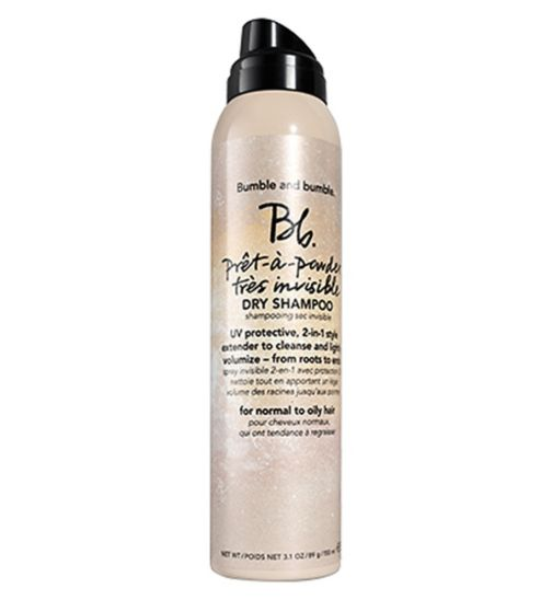 Bumble And Bumble Pret-a-powder tres invisible dry shampoo 150g