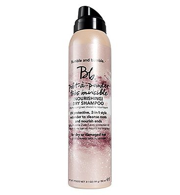 Bumble And Bumble Pret-a-powder tres (nourishing) dry shampoo 150g