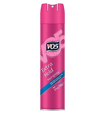 VO5 Extra Hold Hair Spray 275ml
