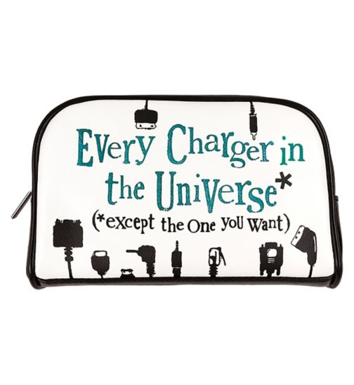 The Bright Side 'Every Charger in the Universe' Carry Bag
