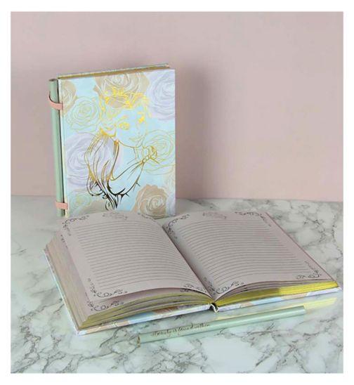 Disney Belle notebook