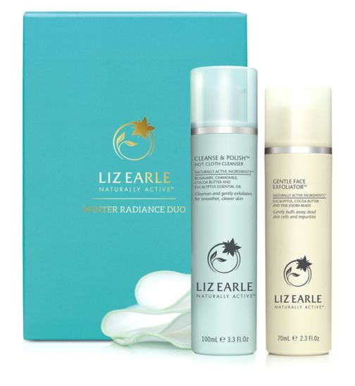 Liz Earle Winter Radiance Duo