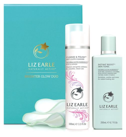 Liz Earle Brighter Glow Duo
