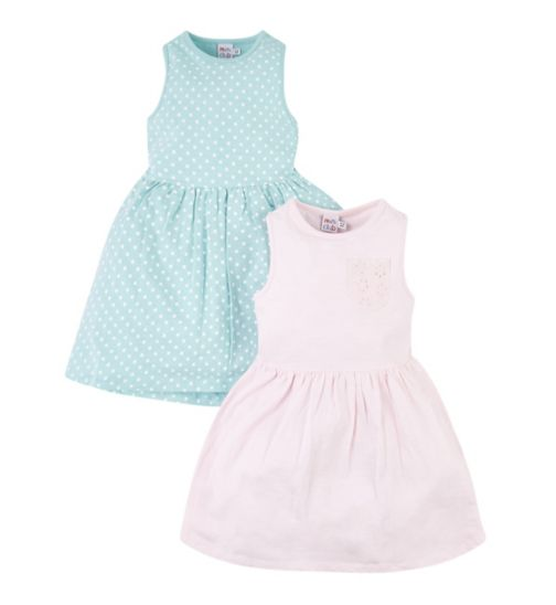 Mini Club 2 Pack Dresses