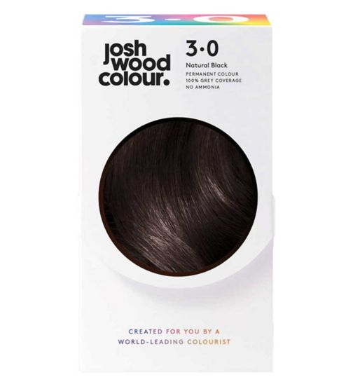 Josh Wood Colour 3.0 Dark Brown Permanent Hair Dye