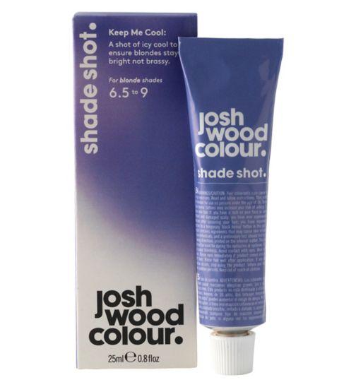 Josh Wood Colour Keep Me Cool Shade Shot