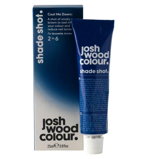 Josh Wood Colour Cool Me Down Shade Shot