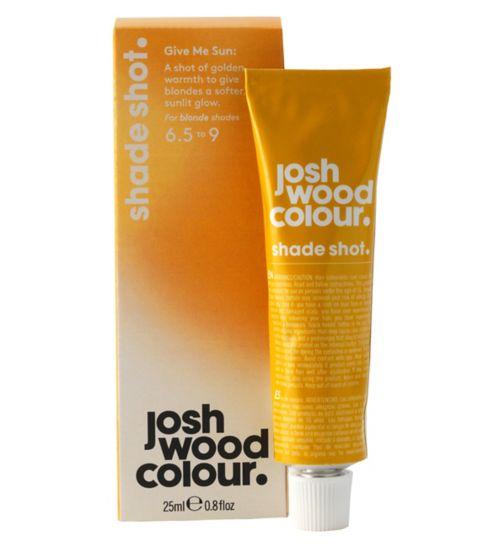 Josh Wood Colour Give Me Sun Shade Shot