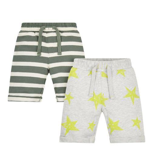 Mini Club 2 Pack Shorts