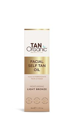 Tanorganic Self Tanning Oil 50ml