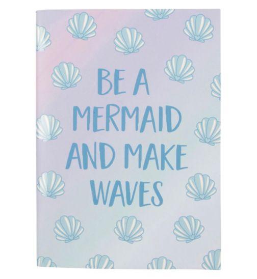 Sass & Belle Mermaid Treasures Notebook