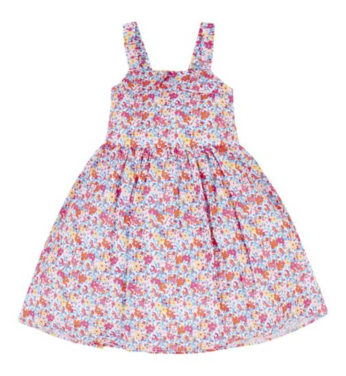 Mini Club Bows And Arrows Floral Dress