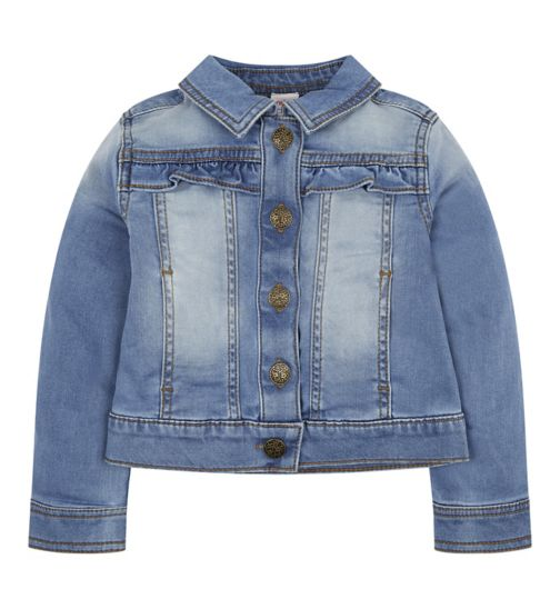 Mini Club Bows And Arrows Denim Jacket