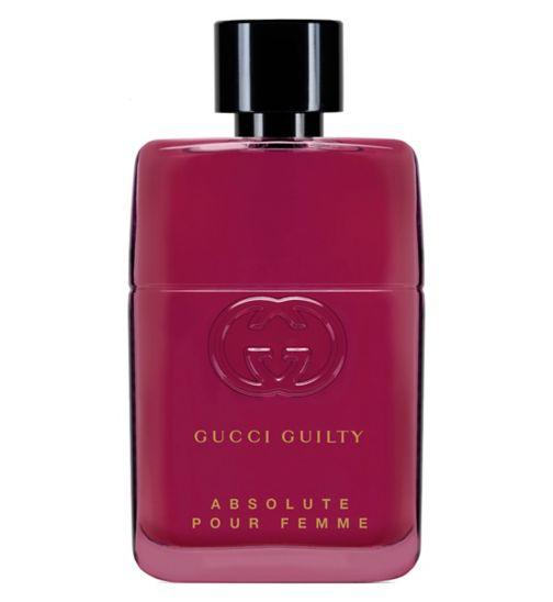075afac5d Gucci Guilty Absolute Eau de Parfum For Her 50ml