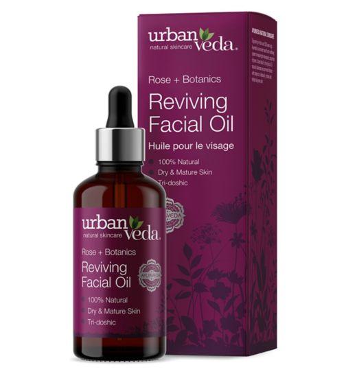 Urban Veda Reviving Facial Oil 30ml