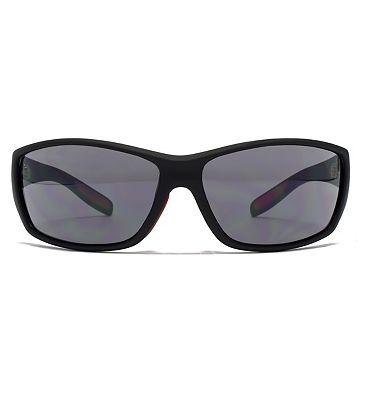 FCUK Sport Sunglasses - Matte Black Frame