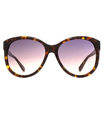 Whistles Oversized Tortoiseshell Sunglasses