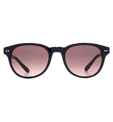 Whistles Sunglasses D-Frame Ladies Acetate Navy 26WHS006-NVY