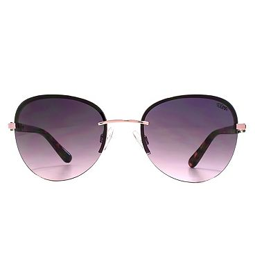 Suuna Women Sunglasses Rimless Pink Metal Shiny Pink Q26SUU163