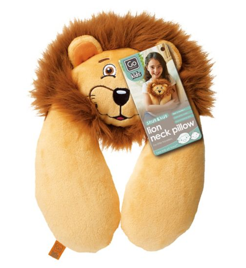 GoTravel Lion Kids Neck Pillow