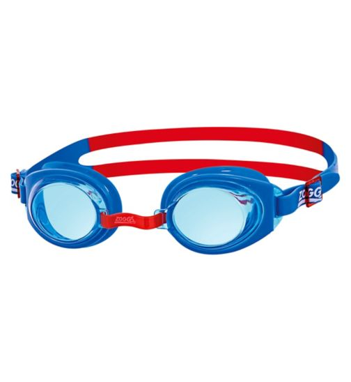 Zoggs Ripper Junior Blue Goggles 6-14 Yrs