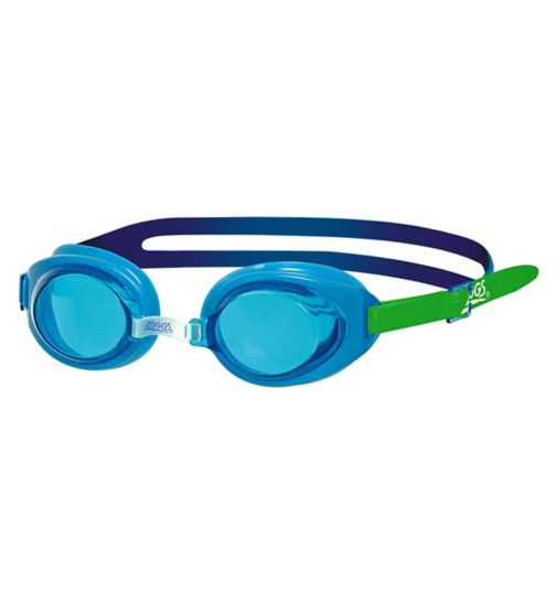 Zoggs Little Ripper Blue Goggles 1-6 Yrs