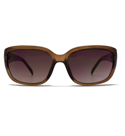French Connection Womens Small Plastic Sunglasses