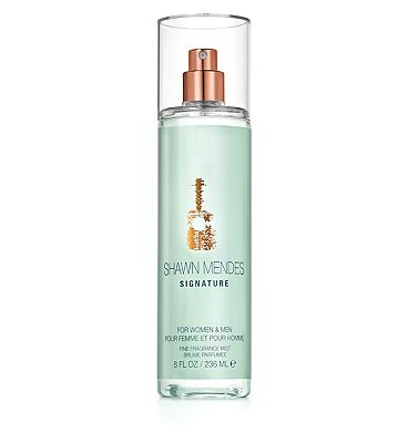 Shawn Mendes Signature Fine Fragrance Mist 236ml