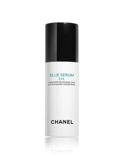 CHANEL BLUE SERUM EYE  Longevity Ingredients From Selected Diets of the Worlds Blue Zone Pump Bottle