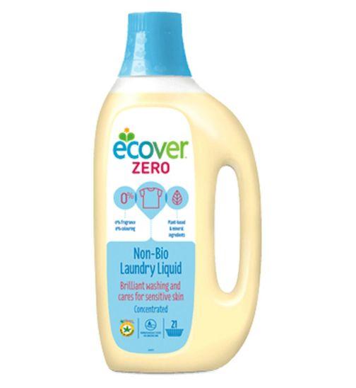 Ecover Zero Non-Bio Laundry Liquid 1.5l